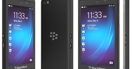 2Toer: BlackBerry Z10 Open Rear Door Cover Insert SIM