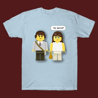 Camiseta do filme 500 days of Summer na Teepublic na Teepublic