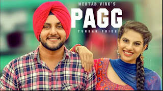 Pagg Lyrics Mehtab Virk | Punjabi Song 2016