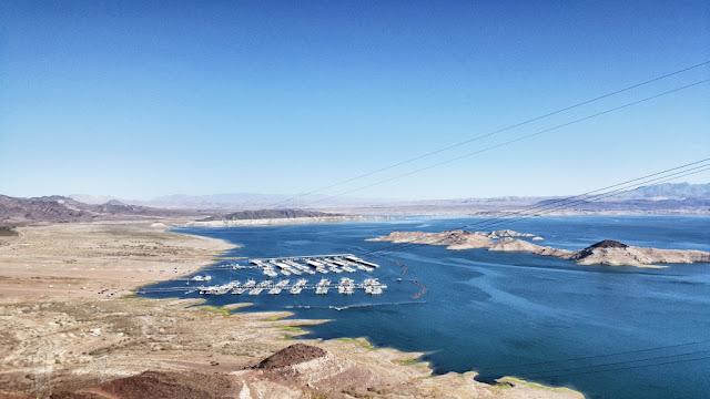 Barajul Hoover - Nevada - blog FOTO-IDEEA
