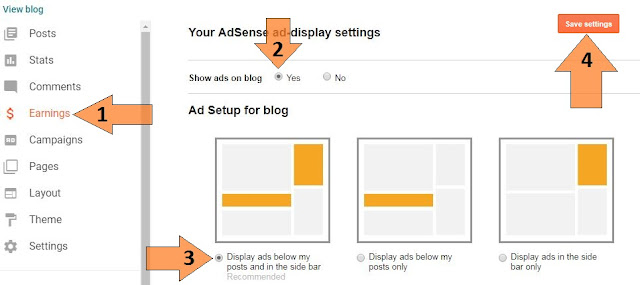 Blogspot Blog Ke Jariye Adsense Account Approval Process Kaisa hai ?