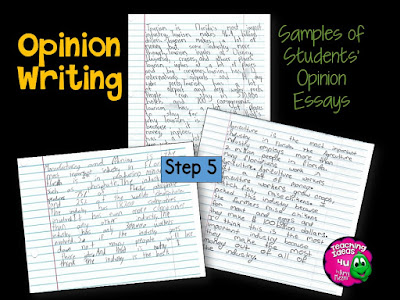 How to Integrate Opinion Writing in Social Studies - Post discusses how a teacher integrated opinion writing with Florida history in a fourth grade classroom. The unit helped students to use text-based evidence in an opinion essay.