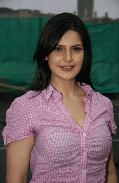 zareen khan images