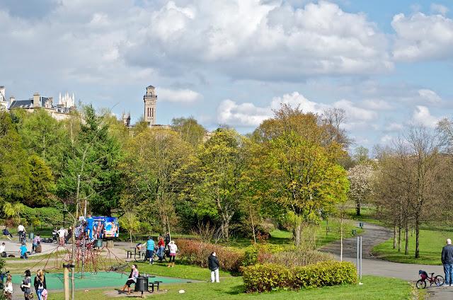 Kelvingrove Park - Glasgow