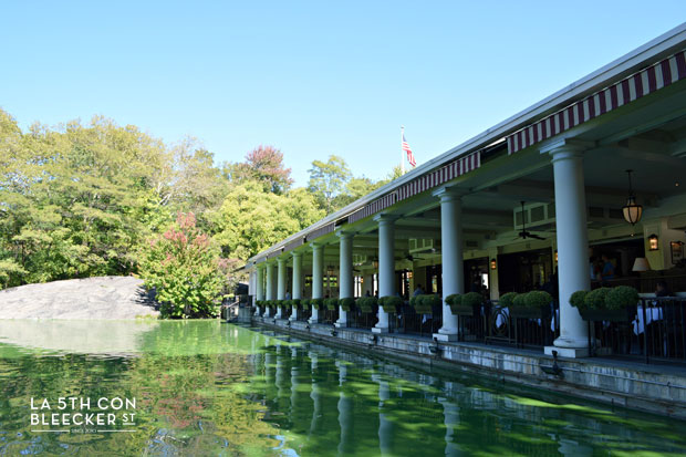 restaurantes mas romanticos de Nueva York the loeb boathouse