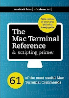 The Mac Terminal Reference & scripting primer