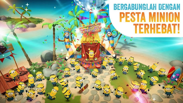 Download Minions Paradise v11.0.3403 Mod Apk (High XP)