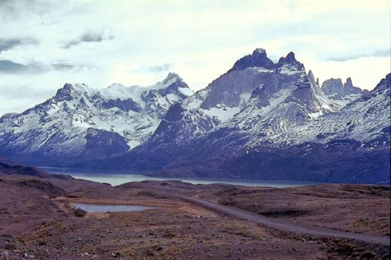 Andes, South America - Top 10 Hiking Trails in the World