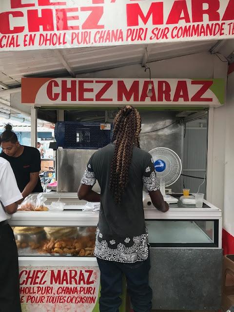 Street food, Mauritius