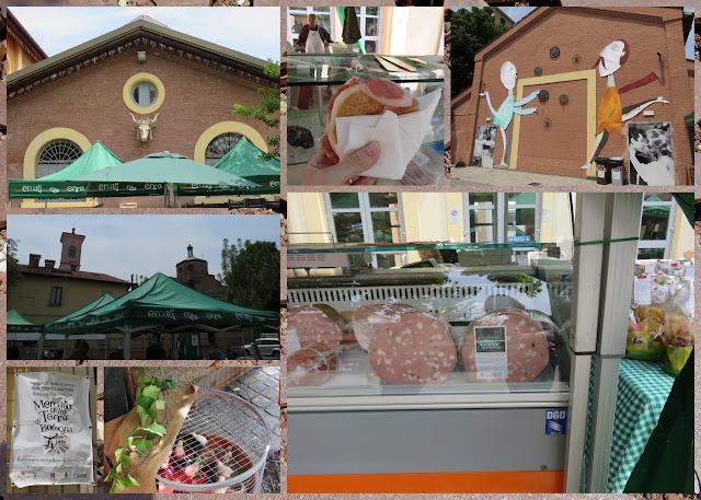 Weekend in Bologna - Mercato della di Terra