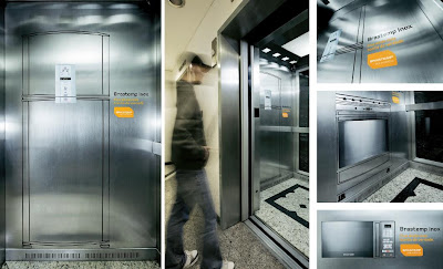 Creative and Cool Elevator Advertisements (15) 3