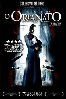 Capa O Orfanato Torrent – Bluray 1080p Dual Áudio (2007) Download
