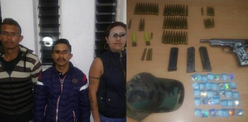 Caen 'El Mudo' y 2 más en Michoacan; Sicarios del CJNG