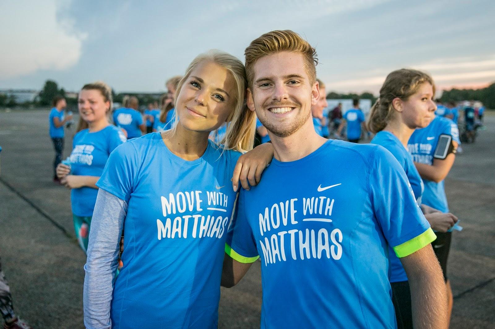 Move with Matthias