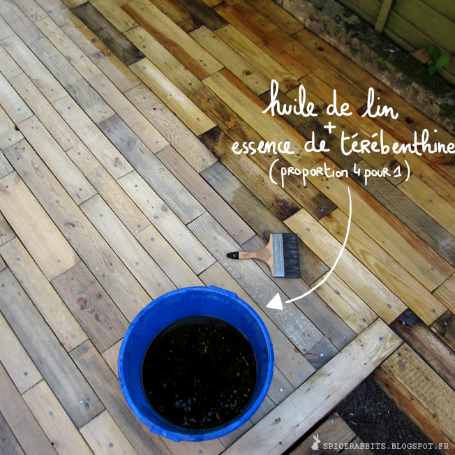 diy 03 faire une terrasse en palettes. Black Bedroom Furniture Sets. Home Design Ideas