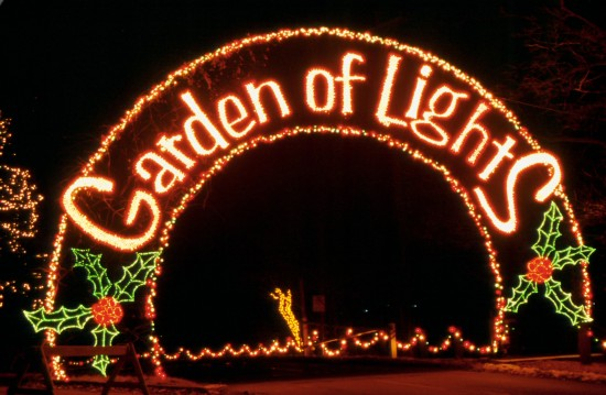 Muskogee S Garden Of Lights To Charge Admission This Year Muskogeepolitico Com