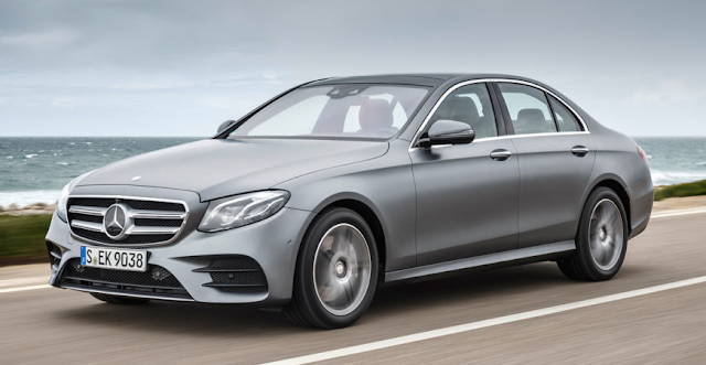 Control Everything By Voice In The Updated 2018 Mercedes-Benz E-Class