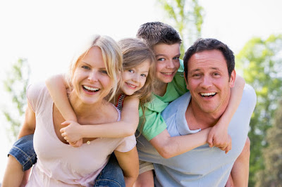 effective parent tips with happy family