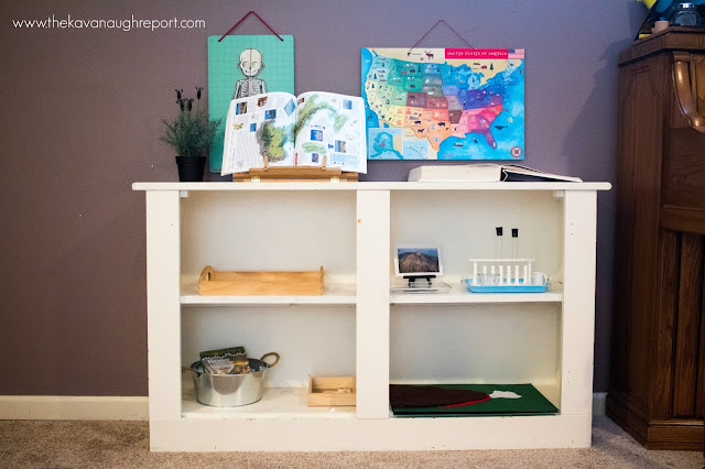 A Montessori inspired volcano unit study. This small study includes some Montessori friendly, hands-on ways to study volcanoes.