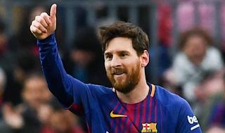 أخبار الرياضة : ليونيل ميسي أفضل لاعب في الجولة الثانية من مرحلة المجموعات بدوري أبطال أوروبا