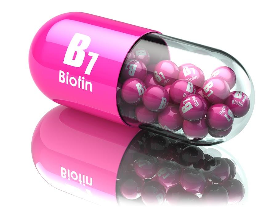 Biotin untuk rambut rontok