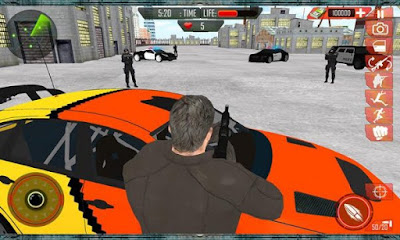 Grand Car Chase Auto Theft 3D v1.0.2