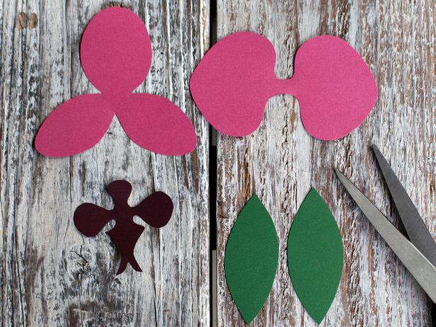 how to diy paper orchids    craft with kids