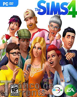 Capa The Sims 4 PC