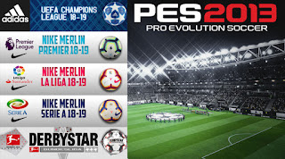 PES 2013 New Best Ballpack 2018/2019 by DaViDBrAz