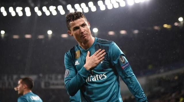 Antusiasnya Emre Can Setim Dengan Ronaldo