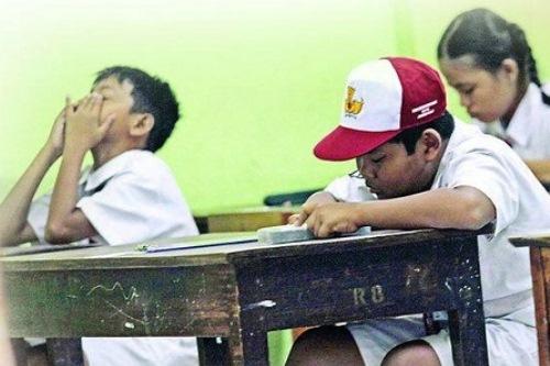 Inilah Empat Alasan Anak Merasa Bosan di Sekolah