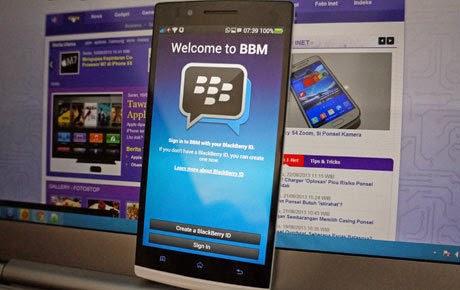 Cara Install 2 BBM dalam Satu HP Android dengan Mudah