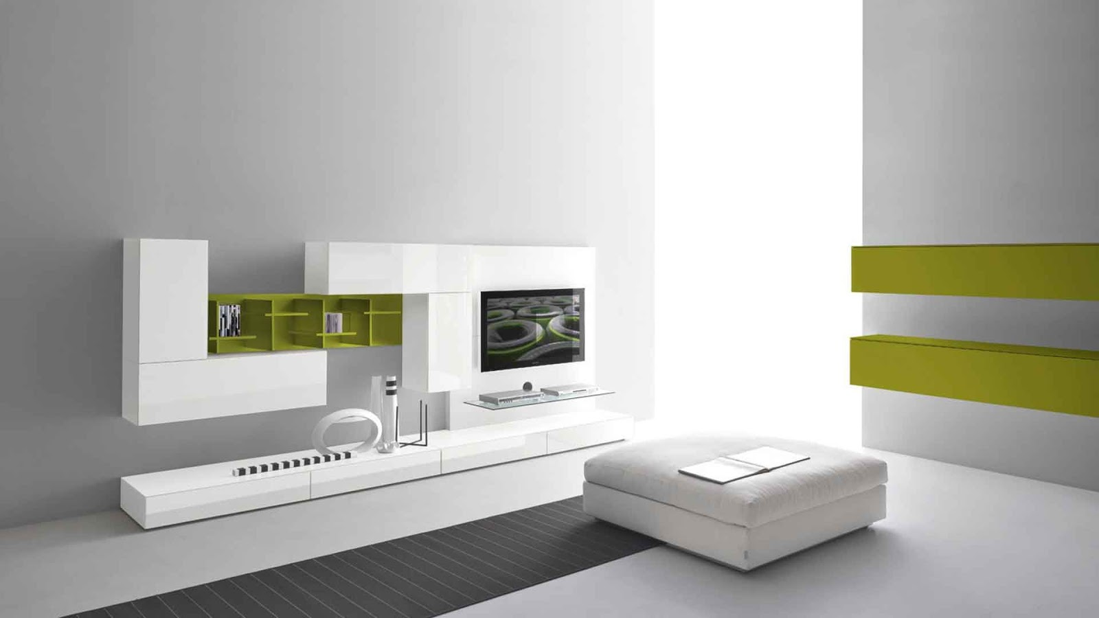 100 Model Rak Tv Minimalis Terbaru 2017 2018 Rumahku Unik # Meuble Tv Karat