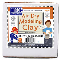 Clay Work Craft: Which Air Dry Clay?