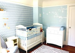 Cool Nursery Interior