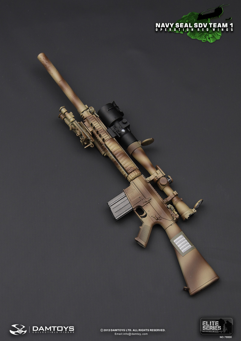 Incoming: DAM Toys Elite Series 1/6 scale US Navy SEAL SDV ...