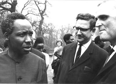 Ontmoeting met Julius Nyerere