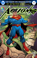 DC Renascimento: Action Comics #991
