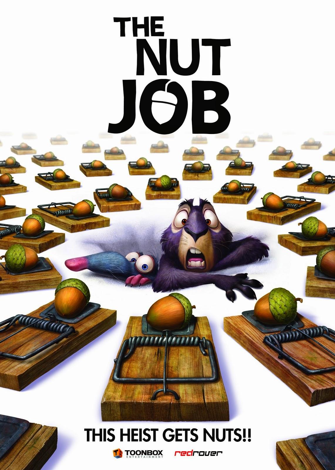 The Nut Job เดอะ นัต จ็อบ ภารกิจหม่ำถั่วป่วนเมือง [HD][พากย์ไทย]