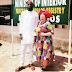 Nigerian Man Weds Older White Lover In Lagos