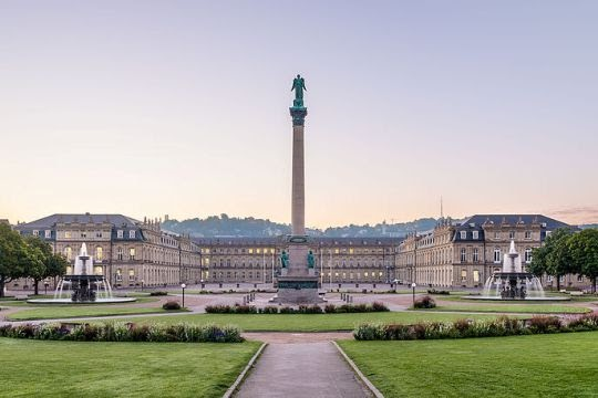 New Palace Stuttgart