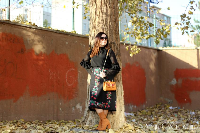 embroidered bag-embroidered skirt-nakışlı etek-nakışlı çanta