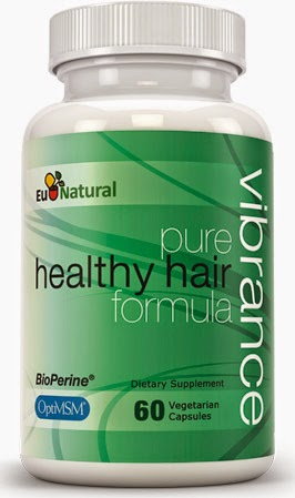 Eu Natural healthy hair formula vitamins