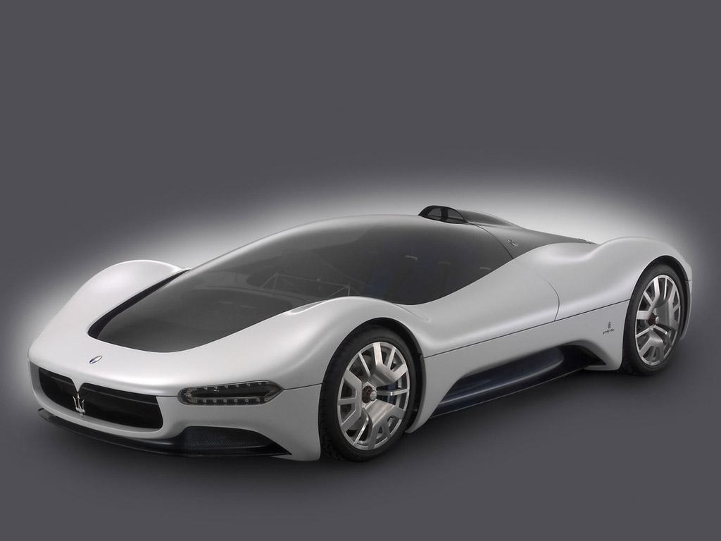 Maserati Pininfarina Birdcage Best Car Wallpapers - Cool ...