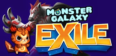 Monster Galaxy Exile v1.0.3 (Full Mod) Full Apk Free Download