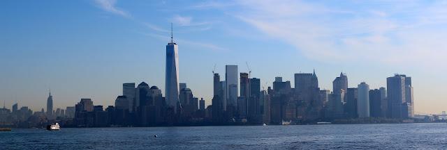 Skyline de New York, buildings