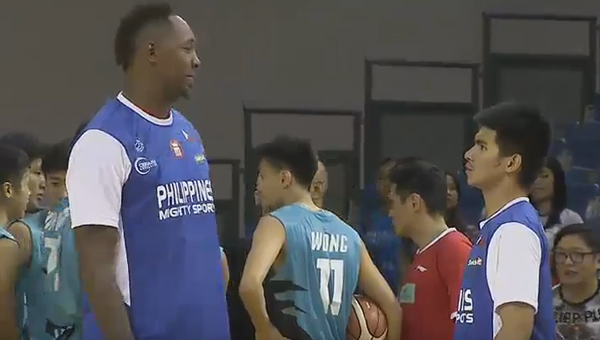 Mighty Sports PHL def. Westports Malaysia Dragons, 105-78 (REPLAY VIDEO) Merlion Cup 2016