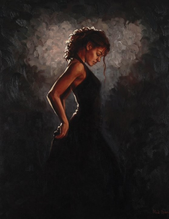 Mark Spain 1962 | British Figurative painter