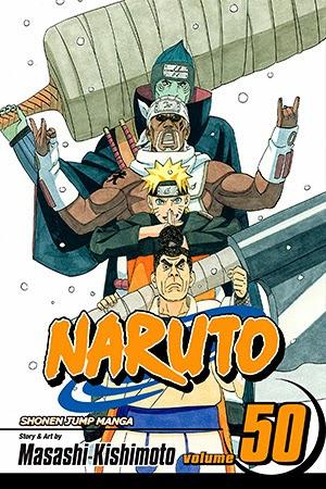 Naruto Tomo 50