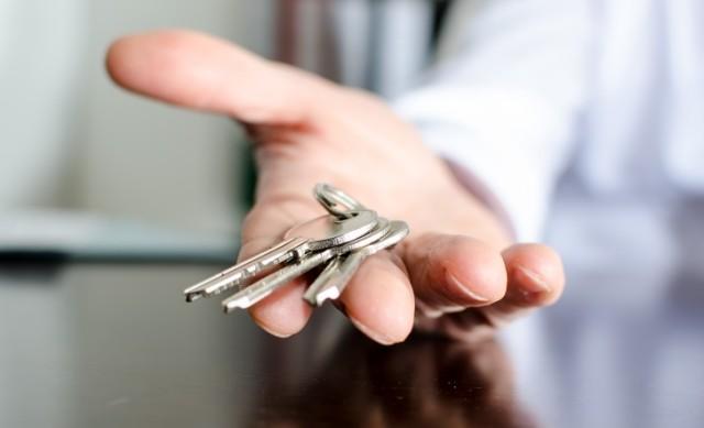 سبب لعدم العُثور على مفاتيحك الخاصّة بك